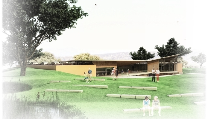 Aqb5 arquitectos casa club golf la moraleja for Club social la moraleja